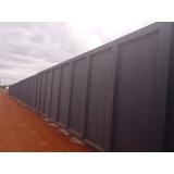 Muros de Concreto
