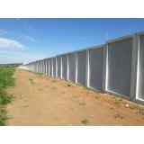 Muros Pré Fabricados